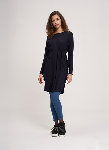 Mizalle Youth Tunik Lacivert